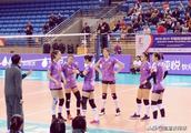 中国女排超级联赛天津女排迎战上海女排,强强对话,充满悬念