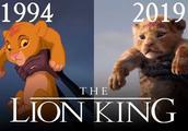 不得了,《狮子王》真人版预告片,24小时就打败了《复联3》预告