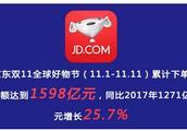 """投资人看好高品质消费潜力,双11后京东股价""""逆市""""上涨"""
