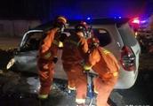 痛心!西安发生惨烈车祸致10死2伤