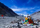 珠峰大本营如今闭门谢客,几张图带你看懂绒布寺后面到底是什么