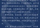 云南一高校发生持械伤人事件致1死11伤