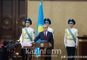 托卡耶夫宣誓就任哈萨克斯坦总统 阿斯塔纳更名为努尔苏丹