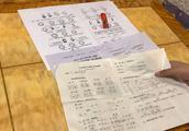 女儿考试不及格语文数学98分,还敢戏弄爸爸,胆真肥!