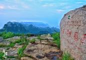 太行山风景最壮观的地方,奇峰怪石峡谷纵横美不胜收,你敢来吗?