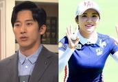 姐夫成为新闻人物,金泰希34岁亲弟弟恋上高尔夫球选手!