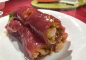 可可春节广西之旅:在广西喝的广东早茶,终于吃上红米肠粉了