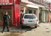 突发!郑州一辆SUV失控闯入包子铺已致1死多伤 肇事者称未喝酒