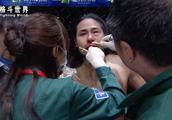 日本拳王在内蒙惨内蒙悍将遭暴打!嘴都被打肿了!