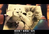 功夫熊猫3:阿宝打架还带小猪给自己画像?小猪好可怜啊!