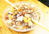 让成都人着迷的广汉冰粉一条街:整条街都是标题党!但是真的好吃