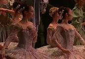 """芭蕾舞剧《睡美人》片段""""玫瑰柔板"""""""