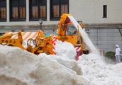 冬季地面的的积雪该如何处理?看看日本人是怎么做的