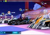 QQ飞车手游:能和A车硬刚还能拿第一的B车