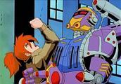 超级蜘蛛侠,机器人捉走了革命军的副官凯伦,蜘蛛侠没追上
