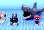 乐高动画电影:乐高鲨鱼