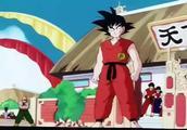七龙珠:悟空发现天津饭弱点,一瞬间破掉四身拳