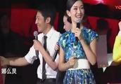 倪萍直接怼谢娜,谢娜的尴尬,表情很不自然!