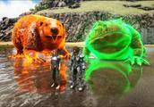 方舟生存进化-VS系列 巨型魔鬼蛙VS巨型大老鼠 谁更厉害