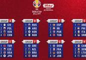 男篮世界杯抽签出炉:中国上上签!与波兰、委内瑞拉、科特迪瓦同组