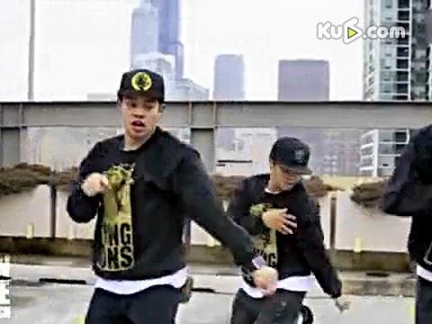 Brian Puspos 编舞Ian Eastwood  Up 《Remix》
