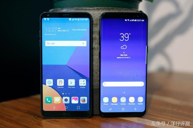 Galaxy S8 and S8 Plus真机图赏