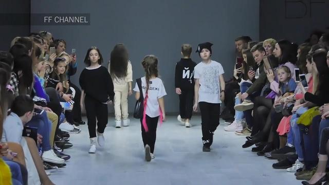 135.时尚时装秀DNK Kids Fall Winter 20182019 Full Fa
