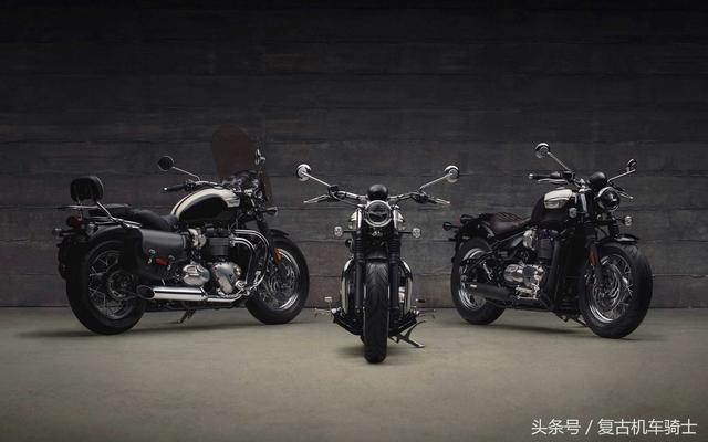 2018凯旋全新博纳维尔超霸The All New Bonneville Speedmaster
