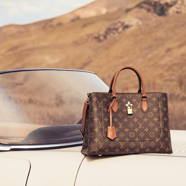 Louis Vuitton Travel Campaign. 路易威登旅行系列。