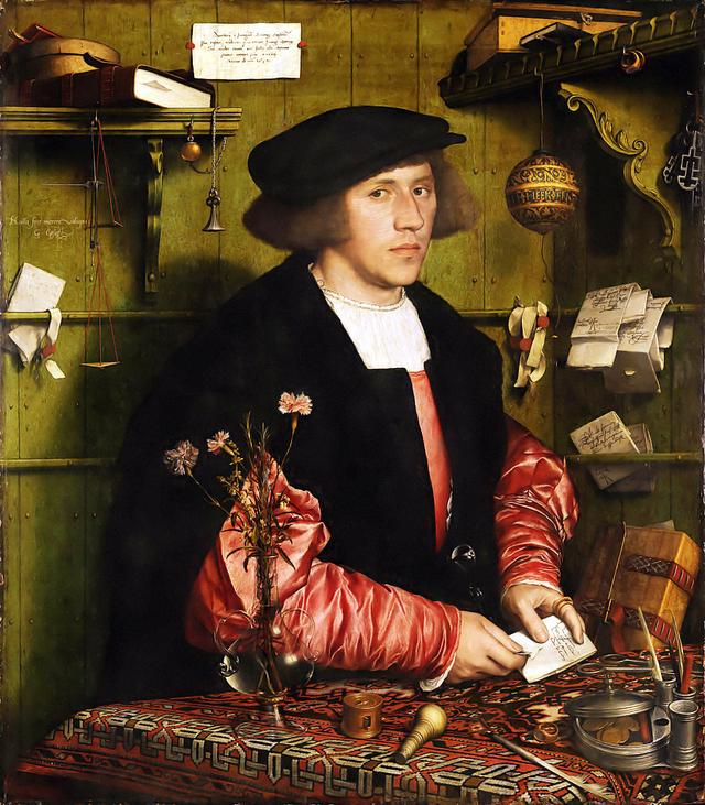 Hans Holbein the Younger画作选