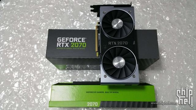 NVIDIA GeForce RTX 2070 开箱,真香