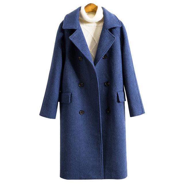 今年新款羊绒大衣_中长款羊绒大衣