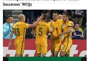 澳大利亚发12强赛名单:苏宁外租中卫在列 辽足克鲁泽挂帅前锋