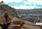 恰伦峡谷和美国大峡谷相比,最大的不同或者差别是什么?