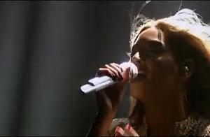 认真,投入,实力,气场,无人能敌!Hello - 碧昂丝Beyonce