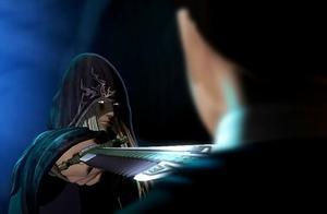 秦时明月:卫庄向李斯询问韩非死因,鲨齿剑指李斯咽喉随时待命!