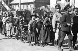 1919年的海参崴,当时还居住着很多中国人,他们命途多舛!