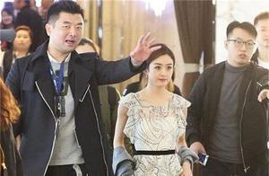 赵丽颖取关经纪人黄斌是否与冯绍峰有关系?兄妹情义没了?