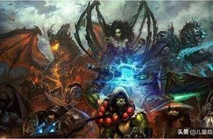 魔兽世界:依然是MMO游戏榜第一位,操作和故事背景一直没有没落