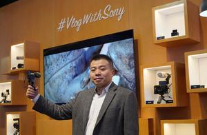 携最新技术参展 索尼数码影像高层采访