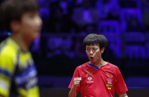 乒乓球——世锦赛:林高远进入男单八强