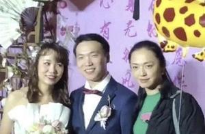 女星参加素人婚礼,杨紫最华丽,姚晨最低调