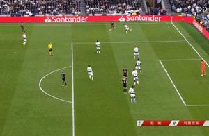 欧冠|范德比克进球,维尔通亨伤退,阿贾克斯1-0热刺