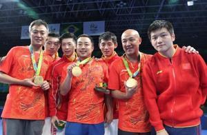 世乒赛各单项抽签揭晓,马龙樊振东同区,国乒男单形式较为严峻?
