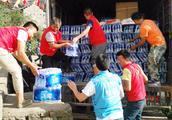 壹基金:19200瓶水 800件二次爱心支援纳雍灾区