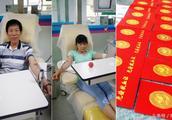 山東夫妻為報21年前恩情,十年無償獻血30800毫升