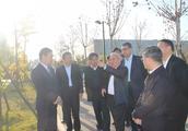 十二届全国政协副主席王钦敏昨天在湖南只考察了这家企业