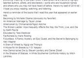 奥巴马分享2018年最爱的电影、书籍及歌曲:《黑豹》、《湮灭》等在列