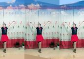 高塍珍珍广场舞《凤凰花开》
