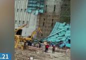 6死5伤!扬州一工地发生外爬架坠落事故,因严重违章作业而引发